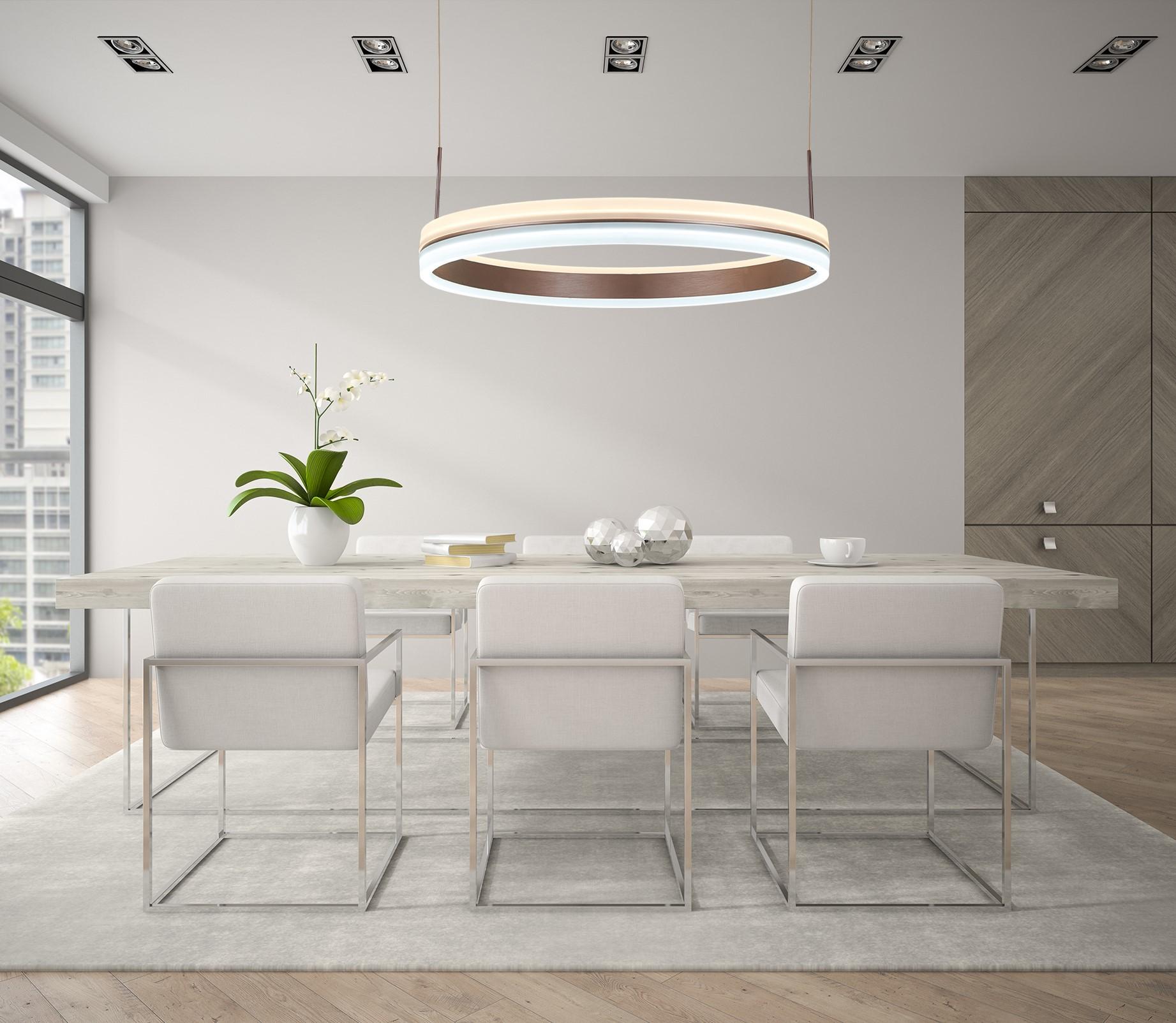Erfahren Sie mehr über die LED Ringleuchte Marino